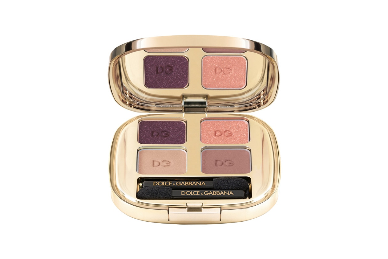 Dolce Gabbana Occhi The Eyeshadow Quad