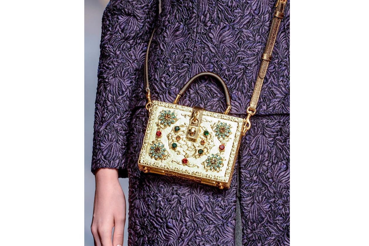 Dolce Gabbana bag W F14 M 016