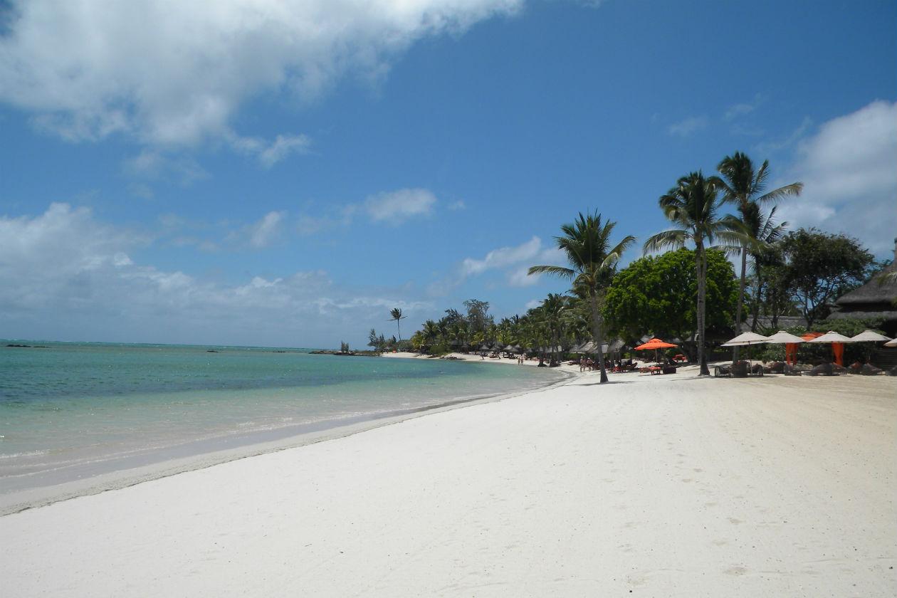 E, poi, come rimanere senza parole quando si arriva alla spiaggia del Constance Le Prince Maurice?