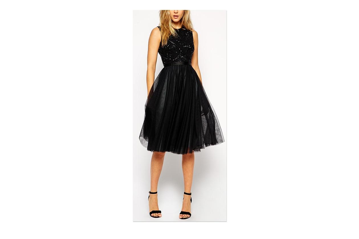 Fashion Get The Look Alexa Chung black look needle&thread