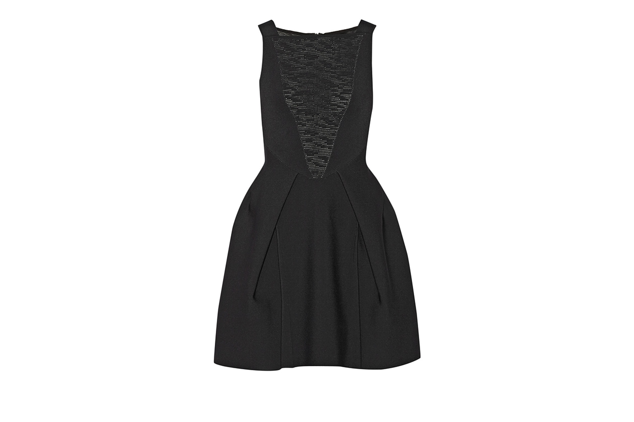 Fashion Get The Look Alexa Chung black look roland mouret