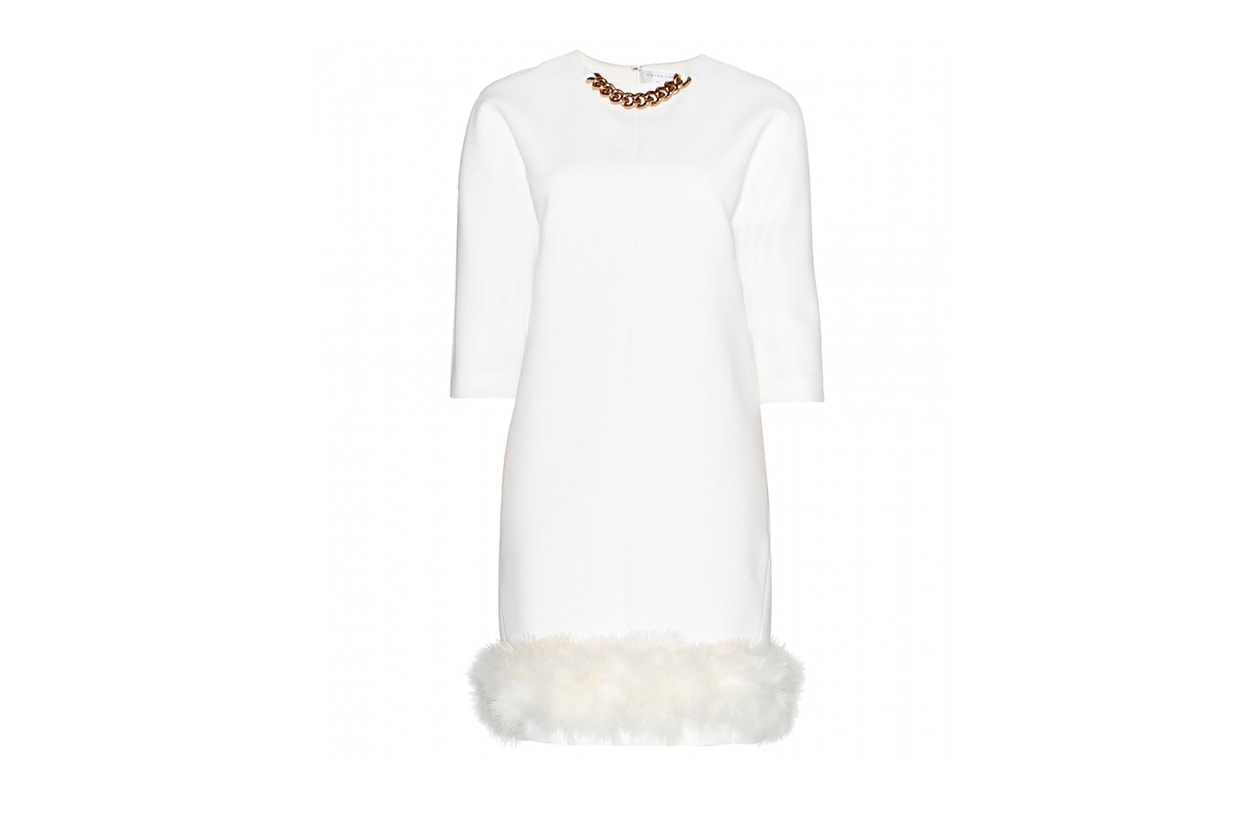 Fashion Get The Look Alexa Chung feather look victoria beckham