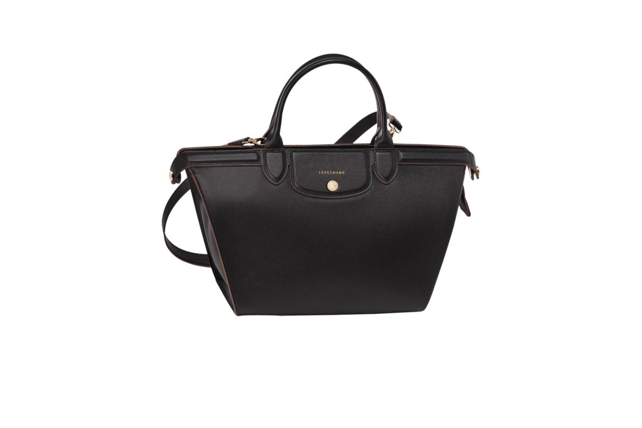 Fashion Get the look Amal alamuddin longchamp handbag le pliage heritage 1207813001 0