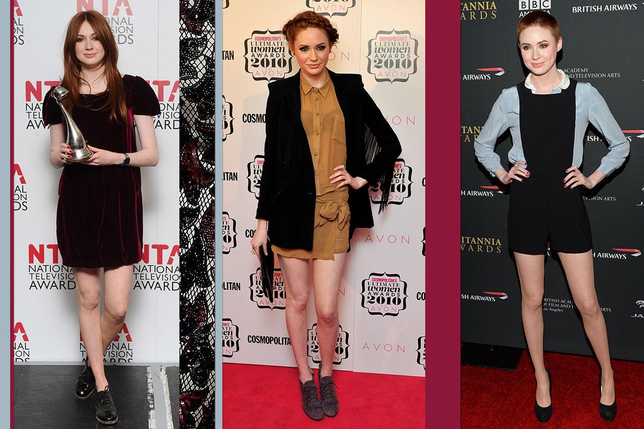 Fashion Paparazzo Karen Gillan 00 COver collage