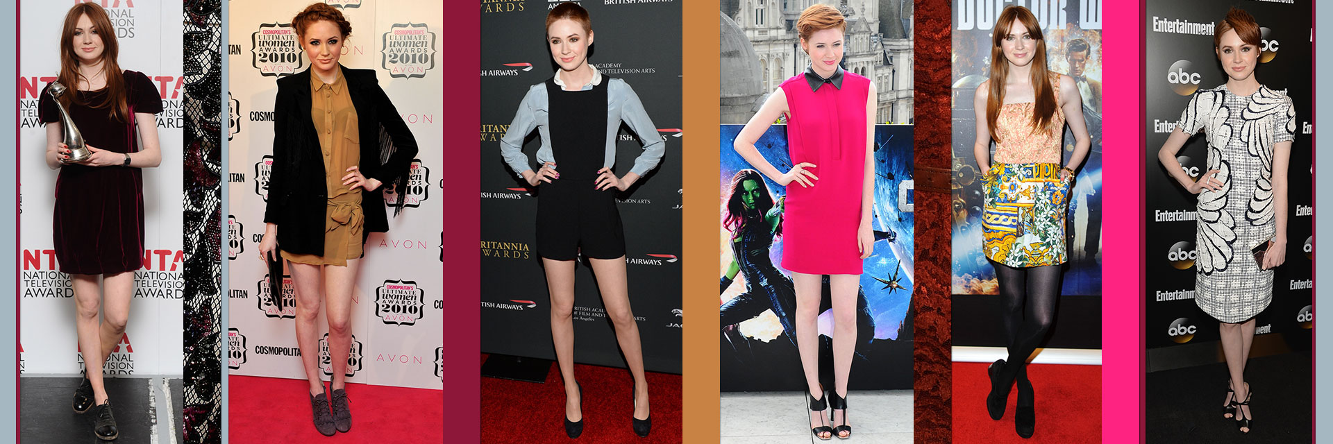 Fashion Paparazzo Karen Gillan Wide