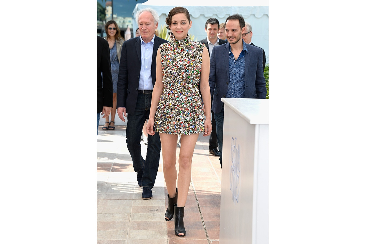 Fashion Paparazzo Marion Cotillard 492387221 10