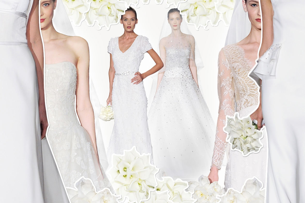 Fashion Sposa Carolina Herrera 00 Cover collage