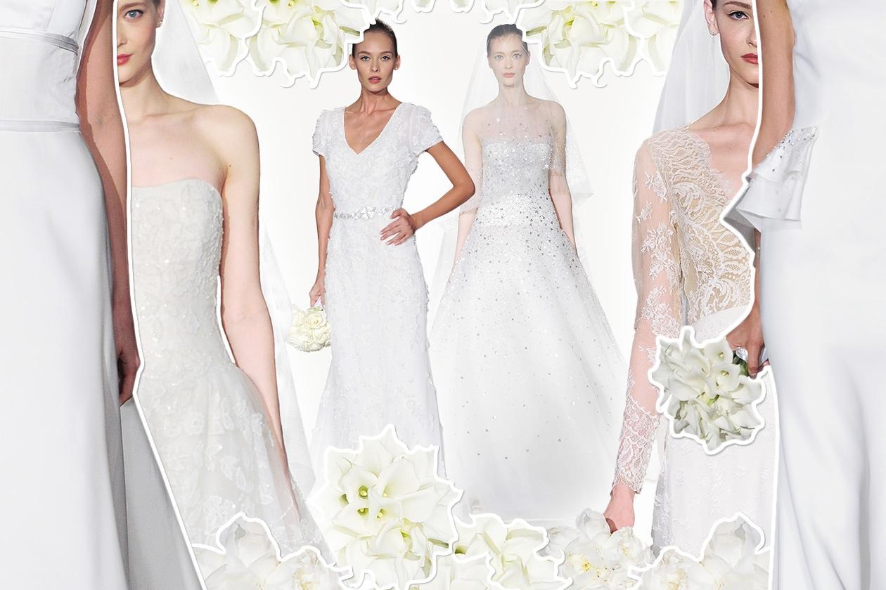 Fashion Sposa Carolina Herrera 00 Cover collage