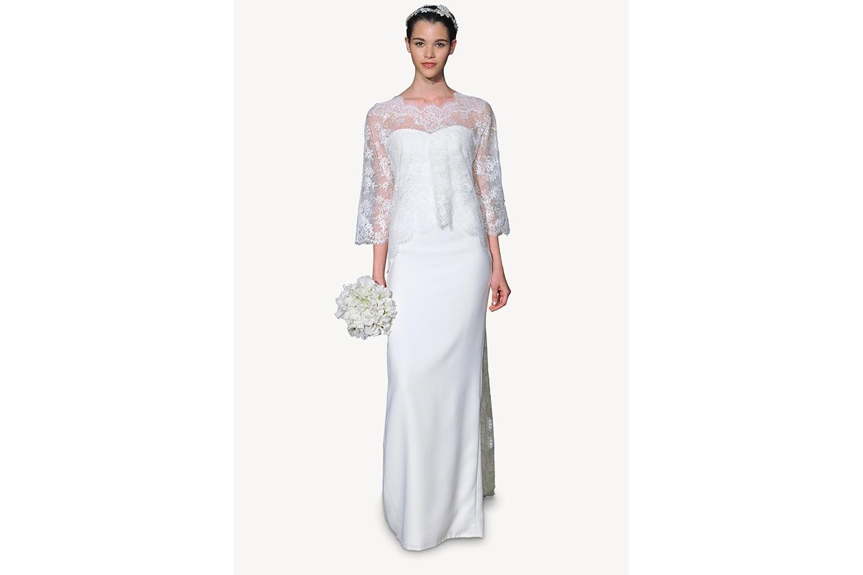 Fashion Sposa Carolina Herrera 01