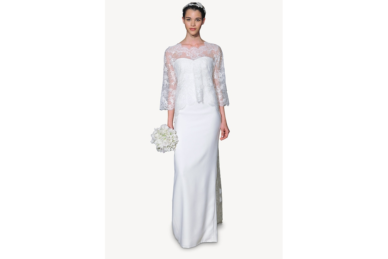 Fashion Sposa Carolina Herrera 01