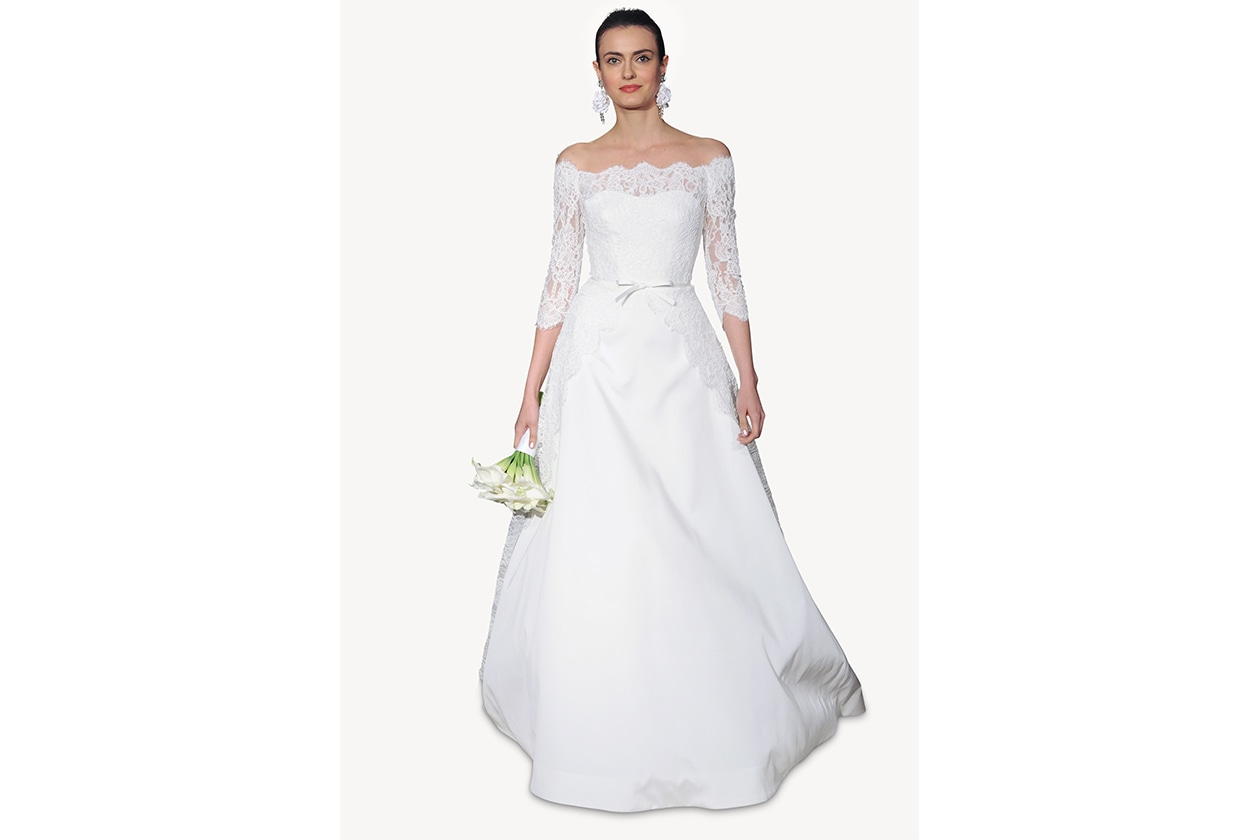 Fashion Sposa Carolina Herrera 011