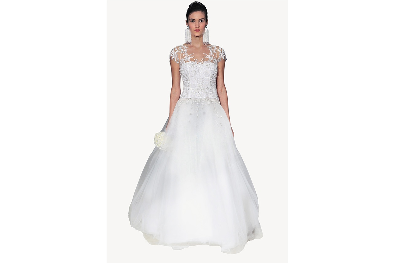 Fashion Sposa Carolina Herrera 012
