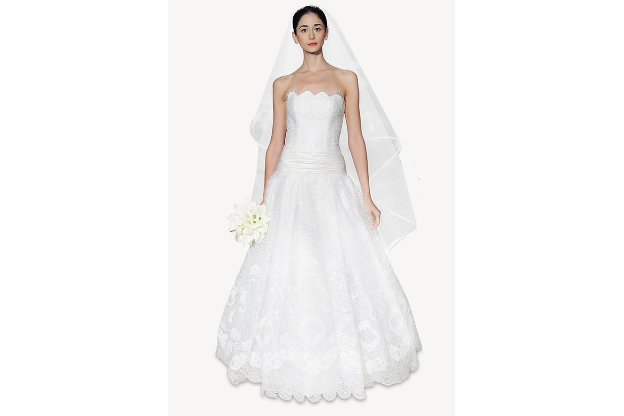 Fashion Sposa Carolina Herrera 017
