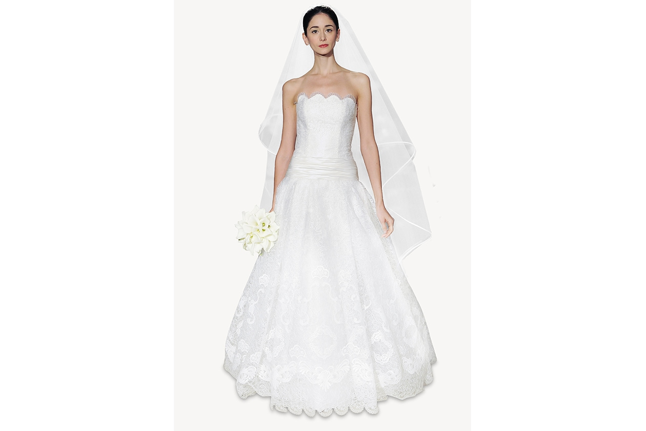 Fashion Sposa Carolina Herrera 017