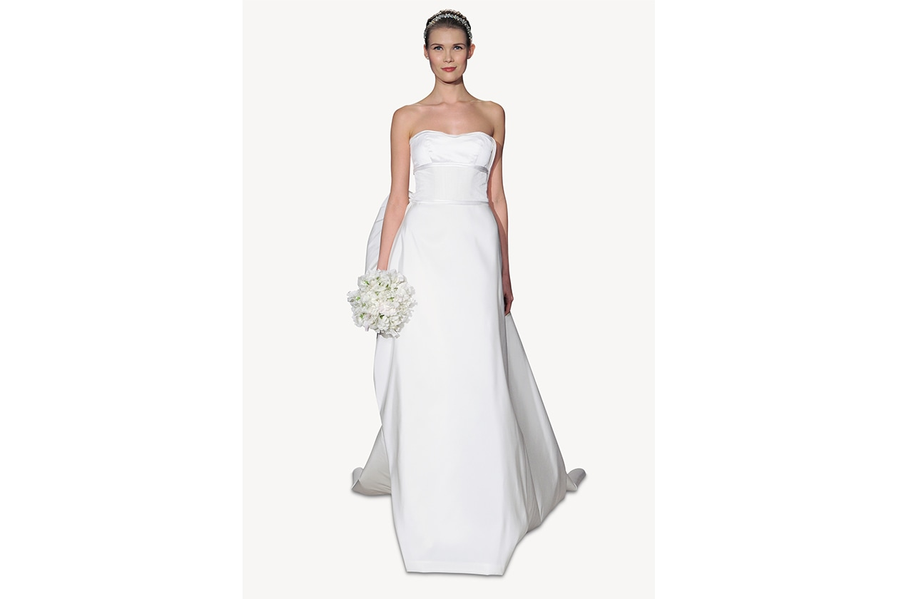 Fashion Sposa Carolina Herrera 019