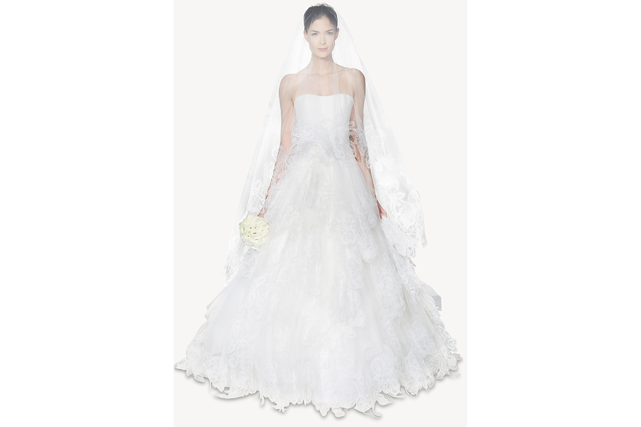 Fashion Sposa Carolina Herrera 024