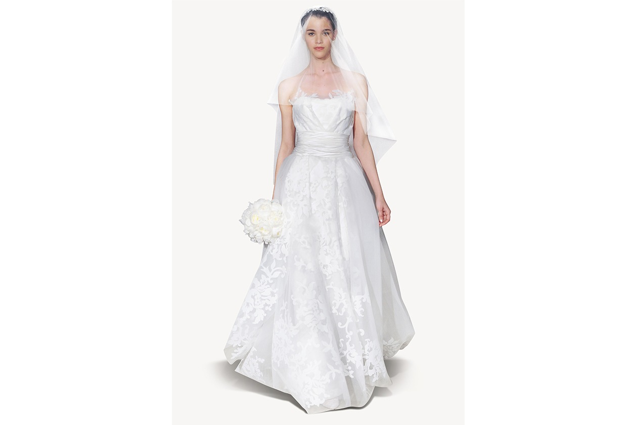 Fashion Sposa Carolina Herrera 025