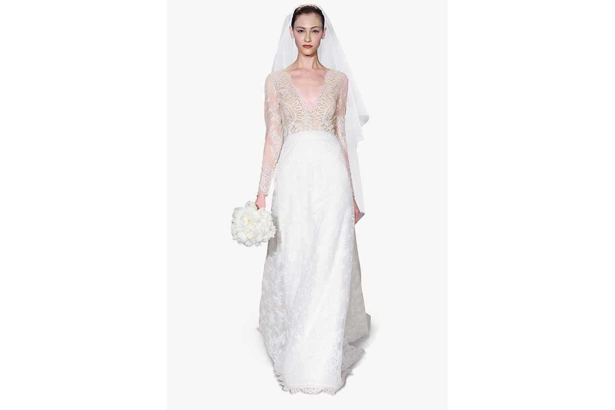 Fashion Sposa Carolina Herrera 04