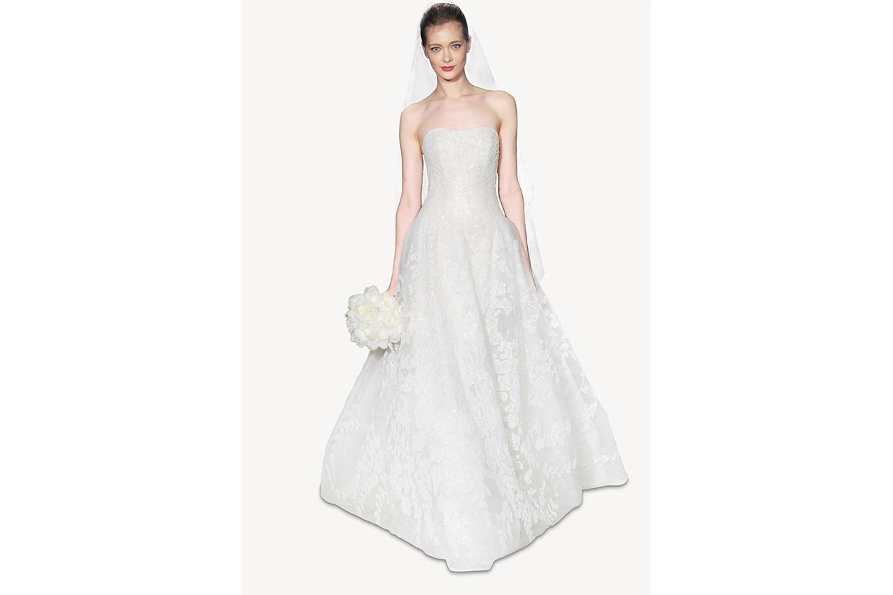 Fashion Sposa Carolina Herrera 09