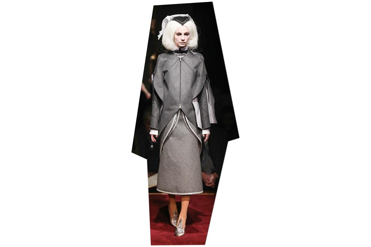 Fashion Velvet shoes Thom Browne ful W F14 N 031
