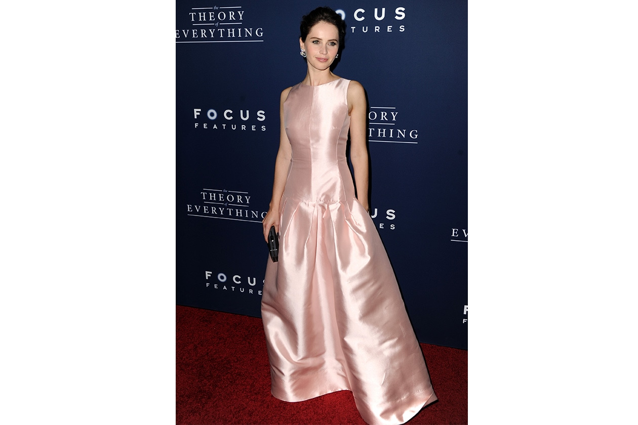Fashion felicity jones Dior