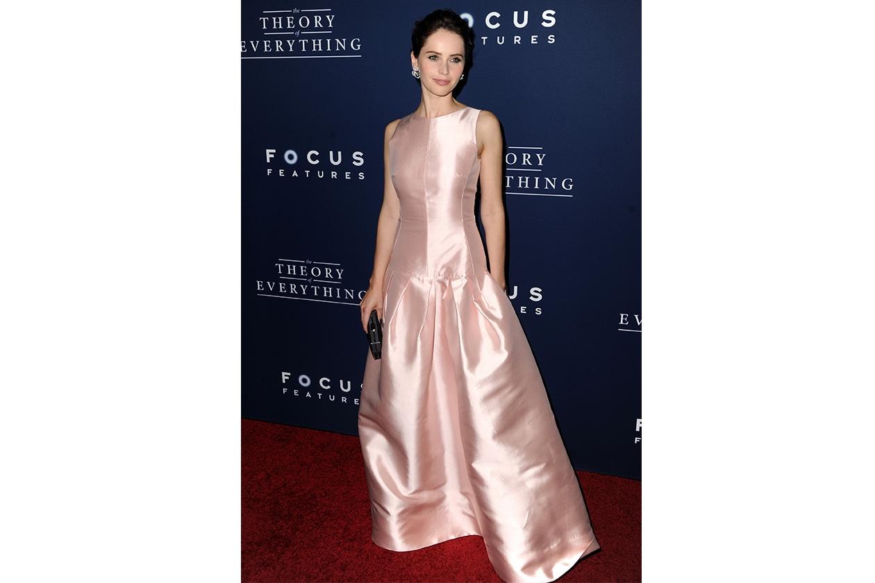 Fashion felicity jones Dior