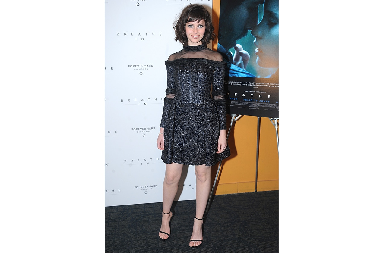 Fashion felicity jones erdem