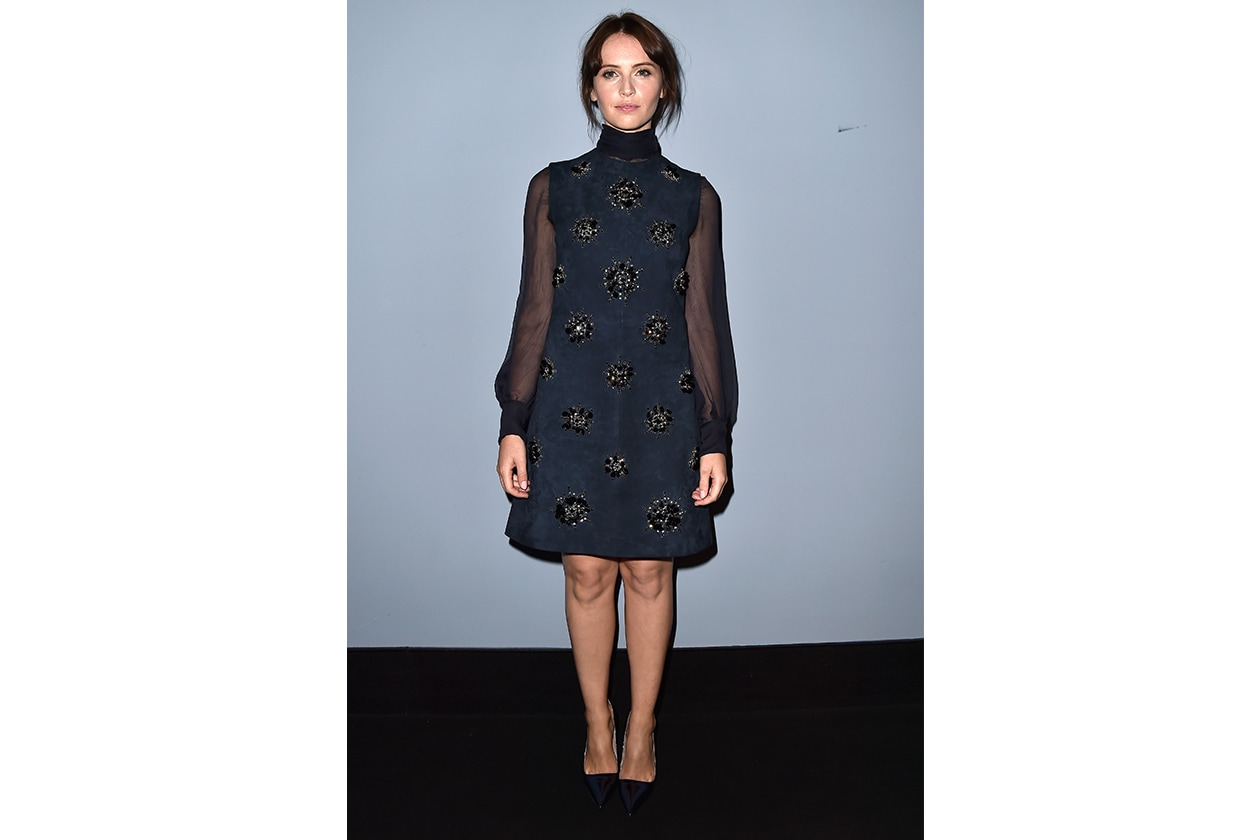 Fashion felicity jones miumiu