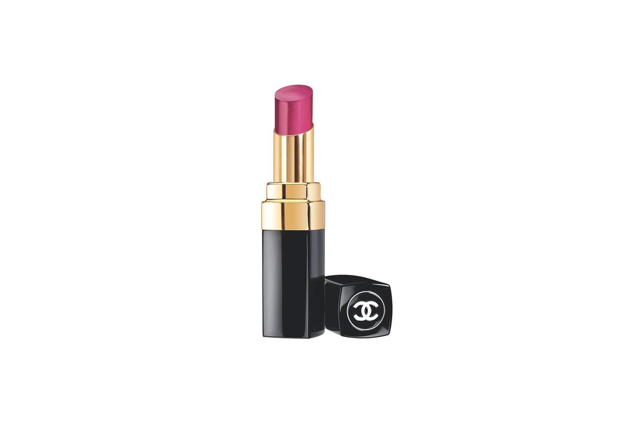 I ROSSETTI VIOLA E FUSCSIA: Rouge Coco Shine 95 Viva di Chanel