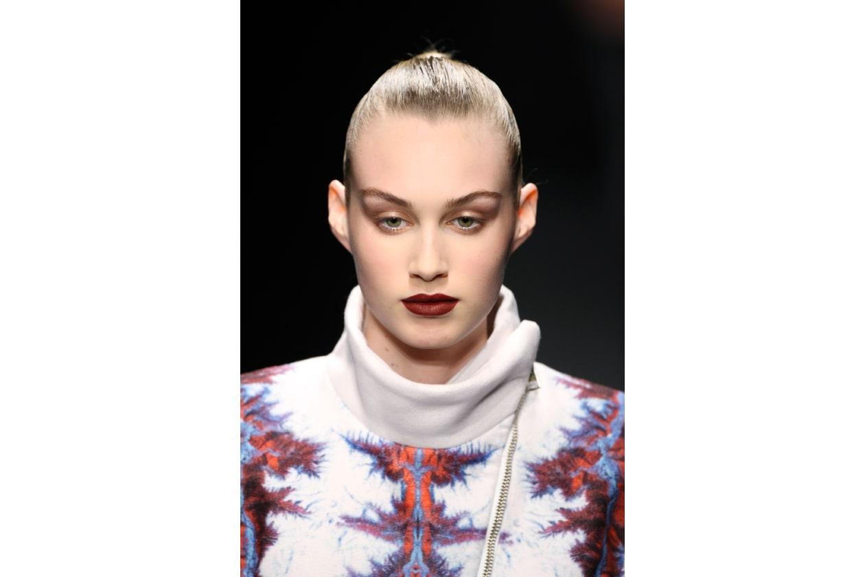 I nuovi rossetti 2015: Labbra protagonista alla sfilata di Byblos
