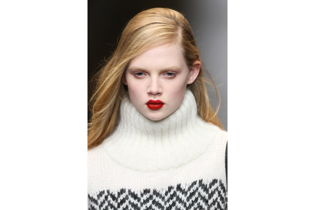 I nuovi rossetti 2015: Rosso fuoco by Trussardi
