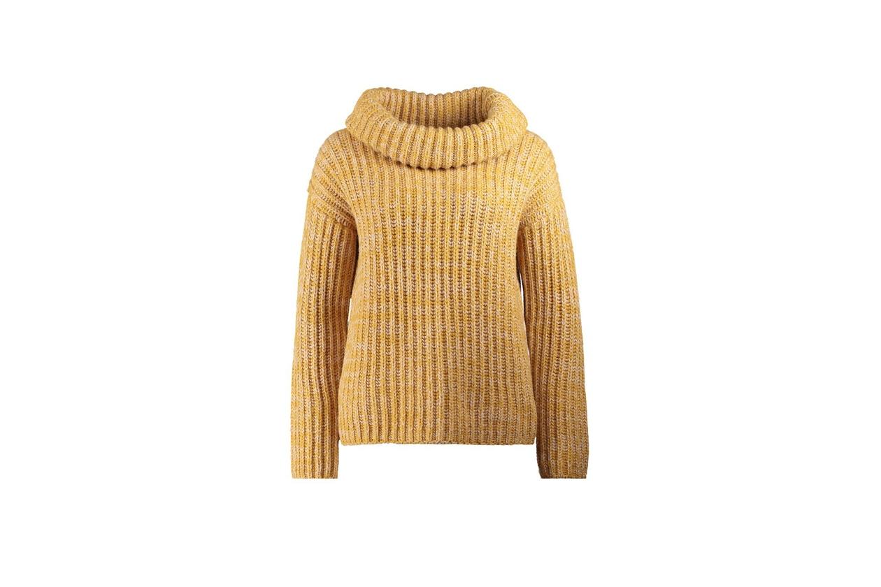 Il maglione caldissimo, Stefanel