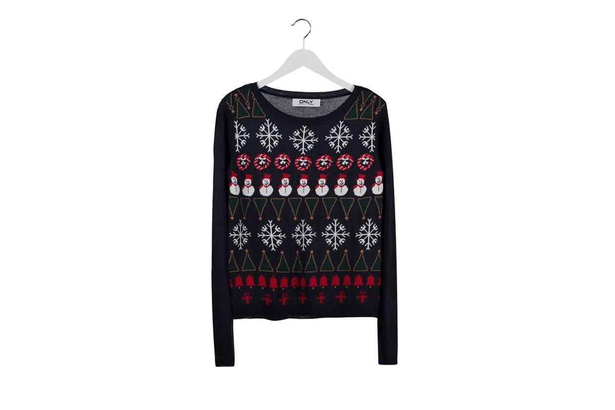Il maglione natalizio, ONLY