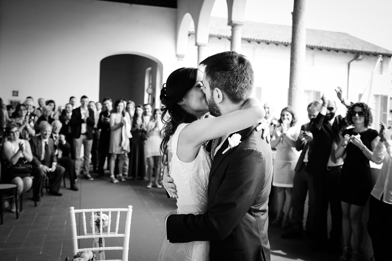 Il matrimonio di Luca e Alessandra