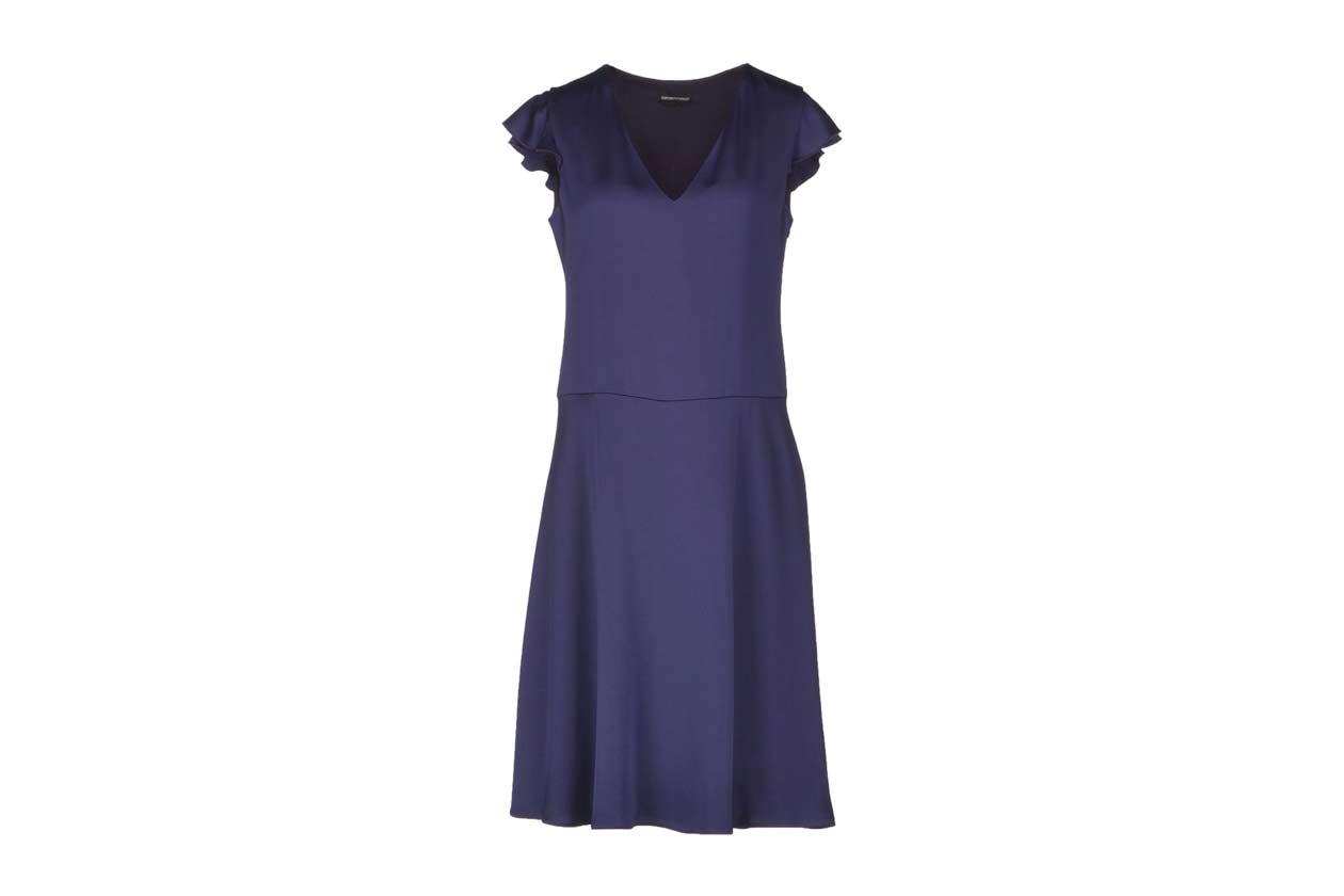 Il vestito di Emporio Armani