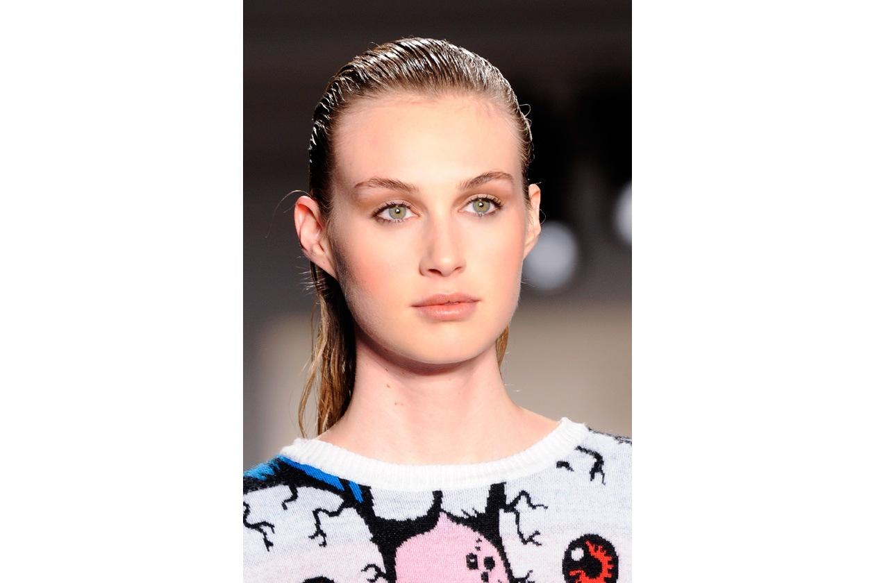 Jeremy Scott: make up naturale