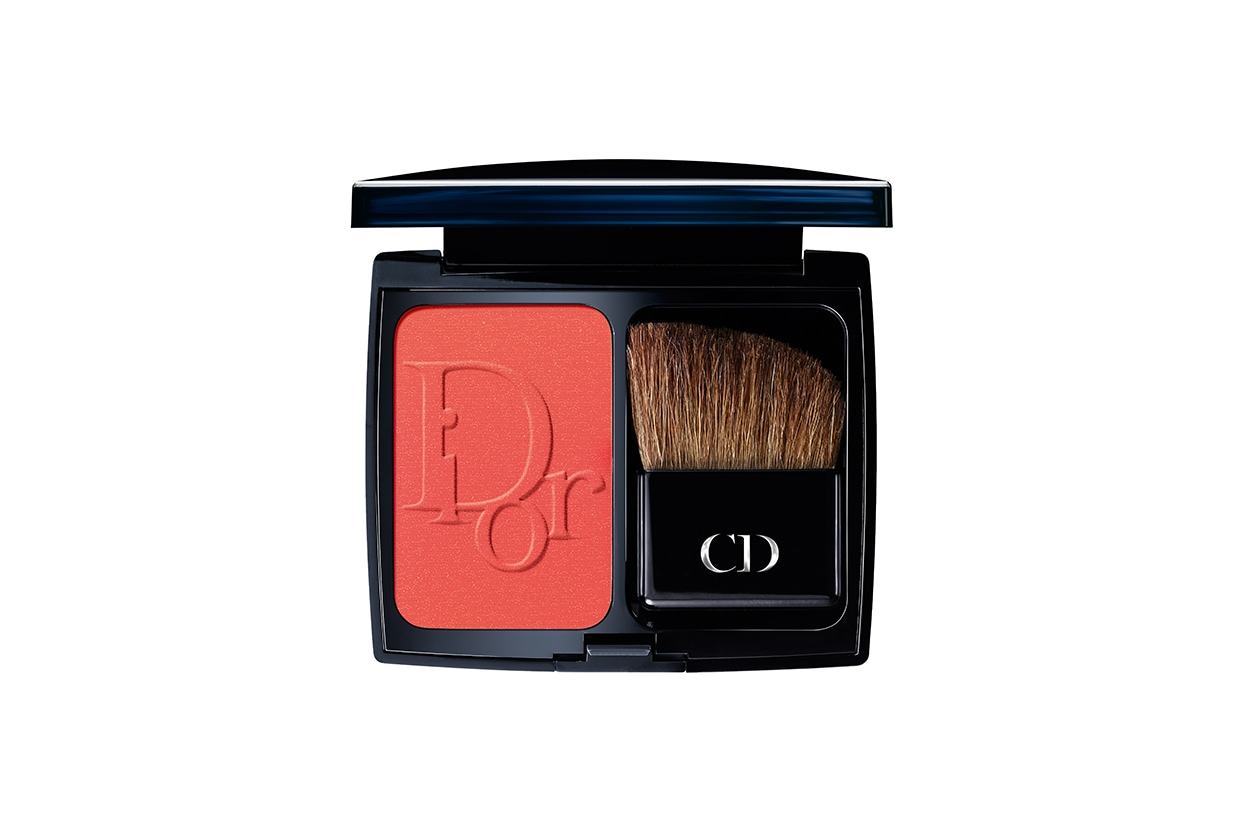 Jessica Chastain beauty look: Dio Blush in Redissimo