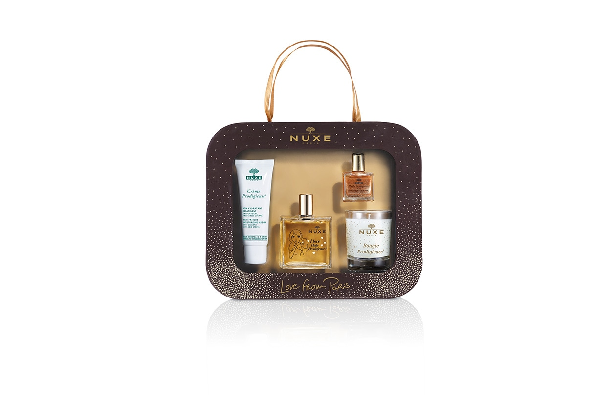 KIT HUILE PRODIGIEUSE BY NUXE