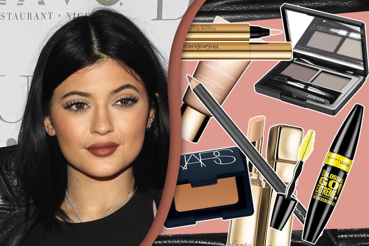 Kylie Jenner: make up anni 90
