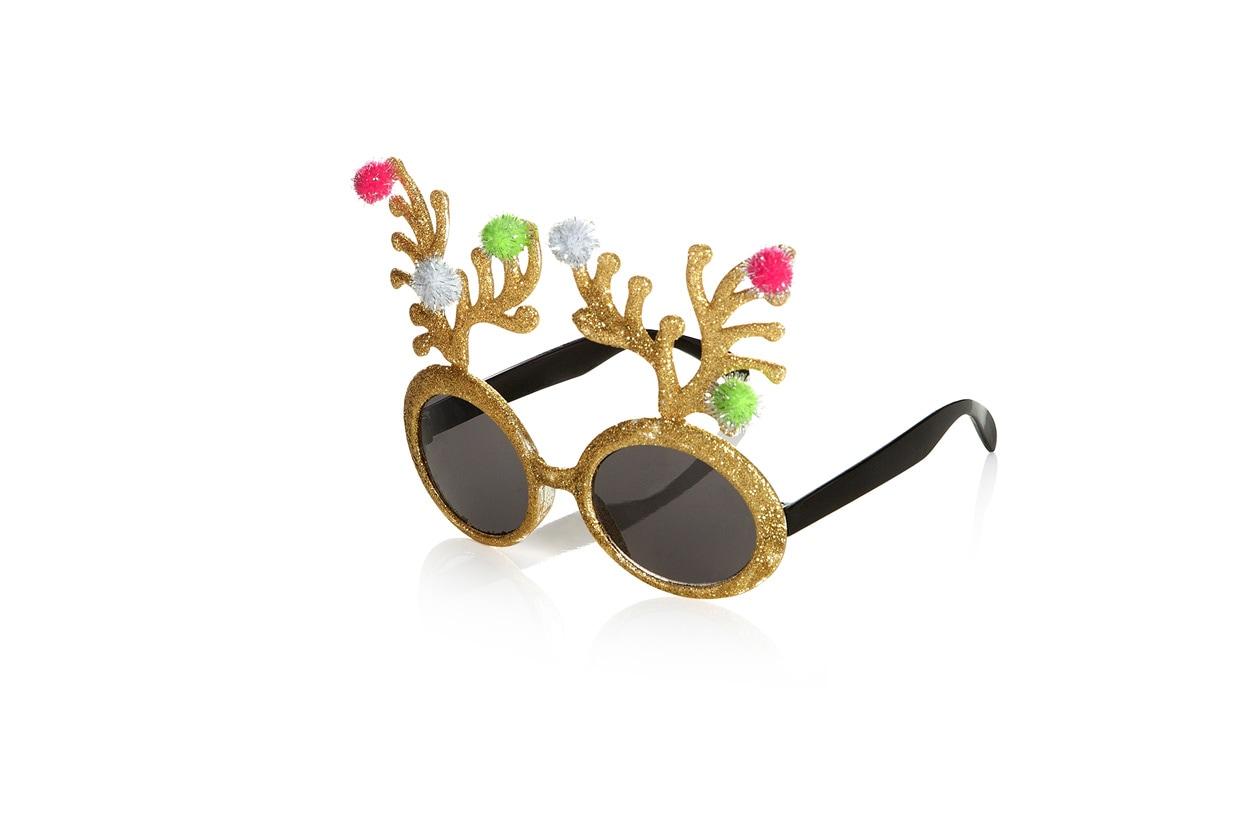 L'occhiale divertente, Accessorize