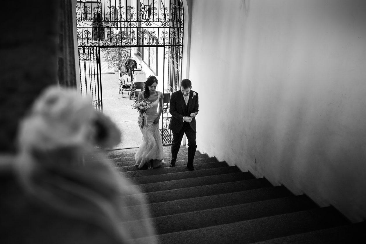 L'ultima scalinata da fidanzati
