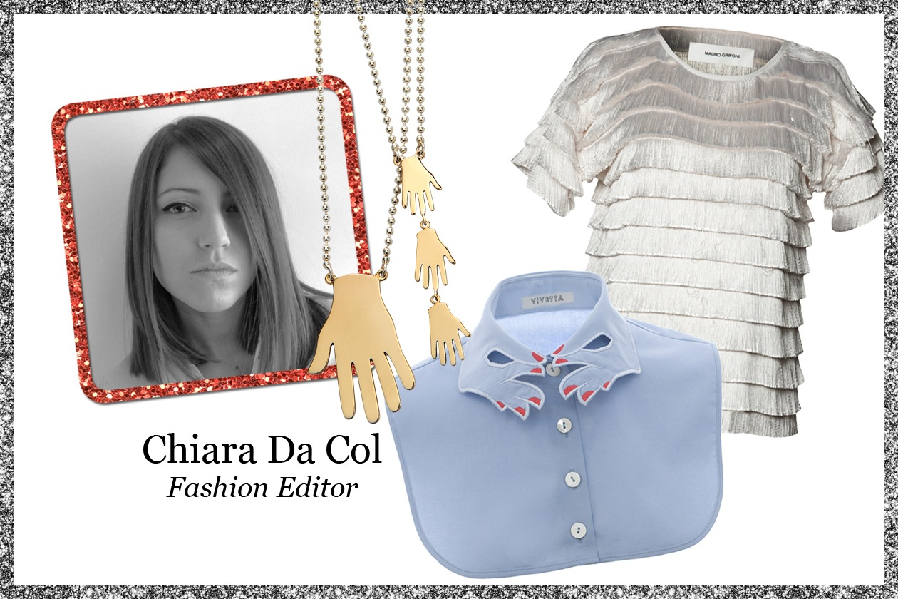 La wishlist di Chiara Da Col