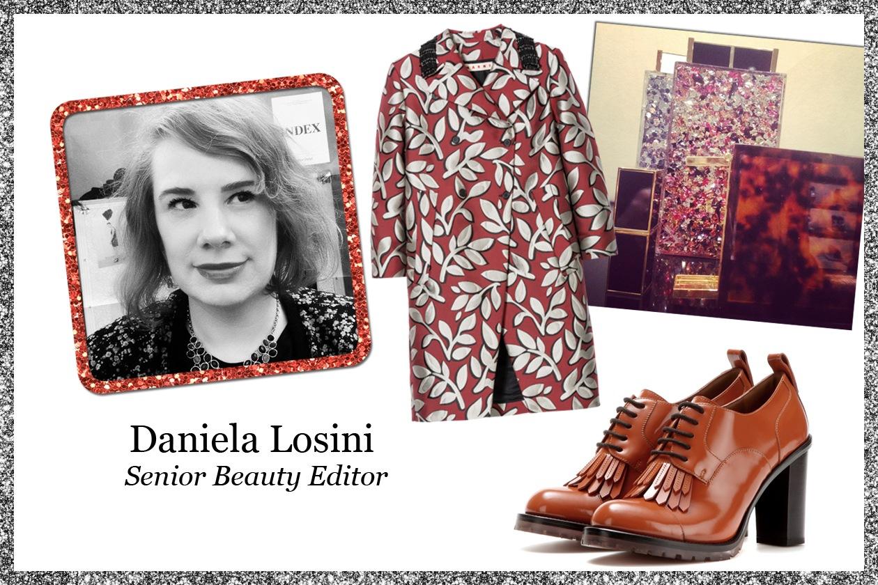 La wishlist di Daniela Losini
