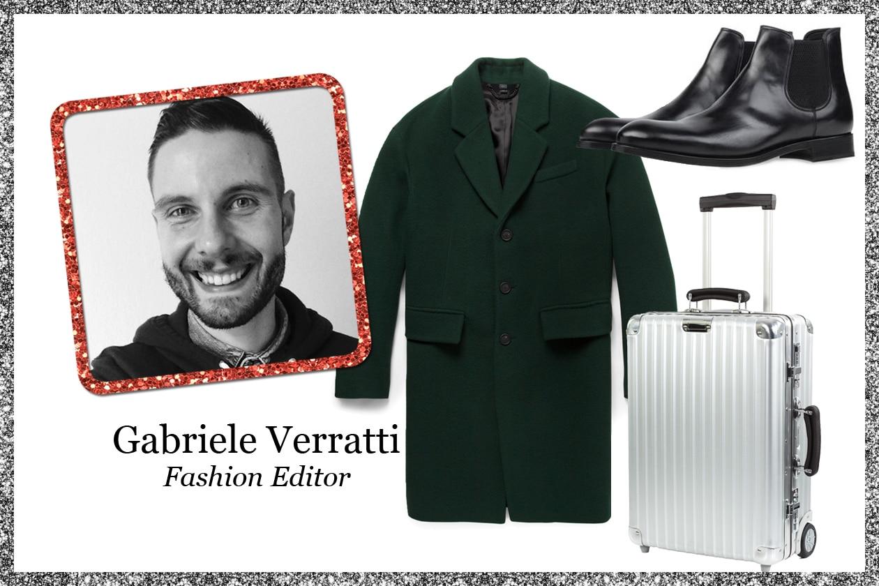 La wishlist di Gabriele Verratti
