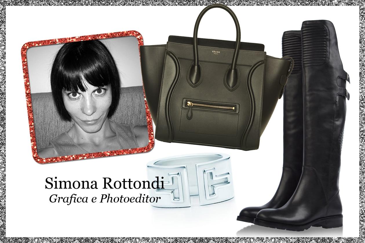 La wishlist di Simona Rottondi