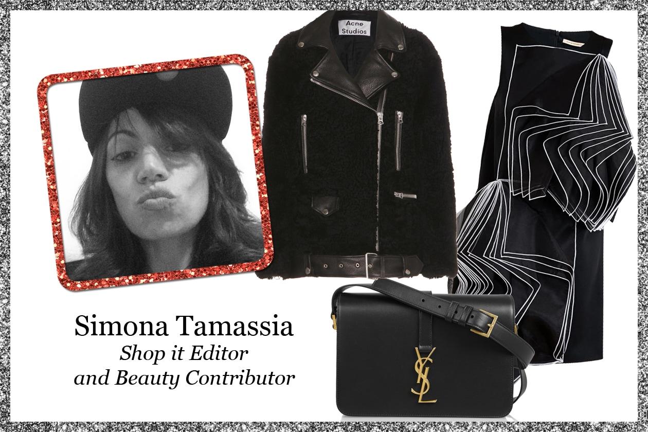 La wishlist di Simona Tamassia