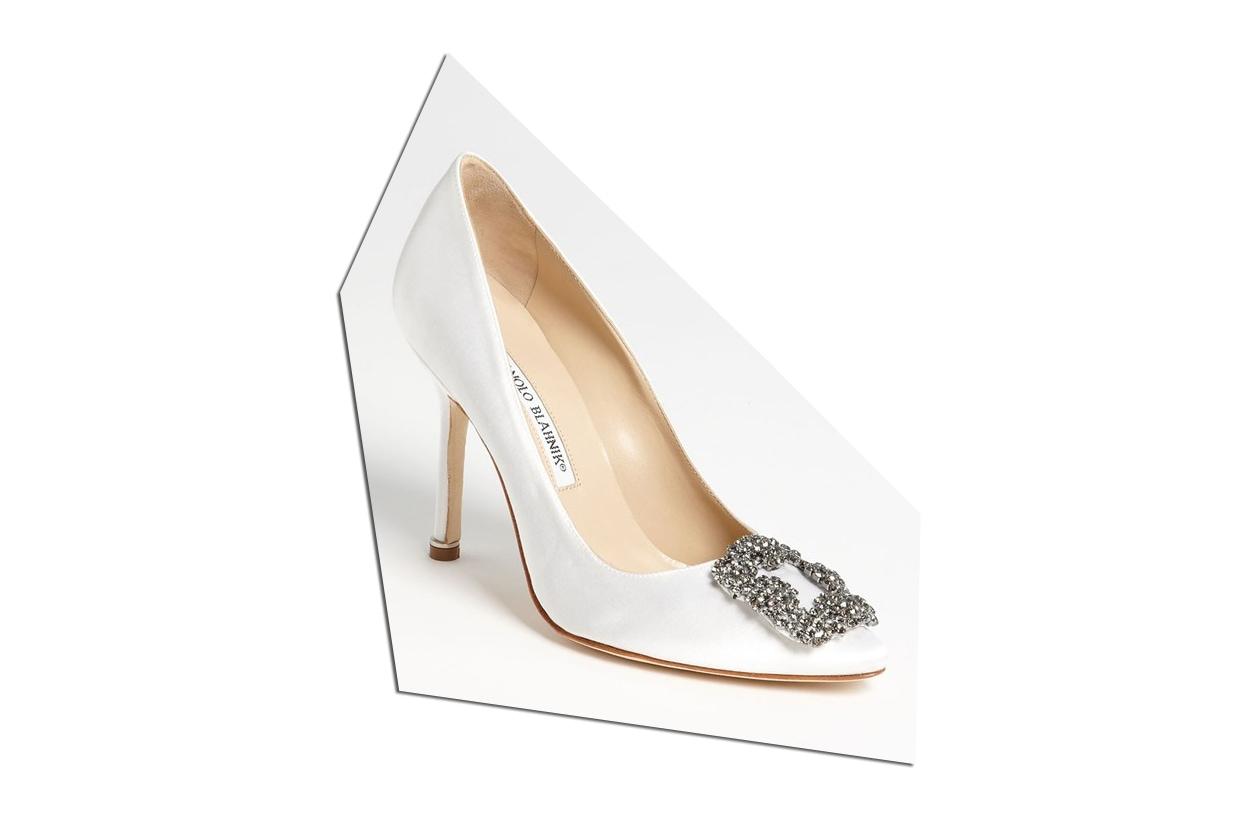 Le scarpe di Carrie, Manolo Blahnik