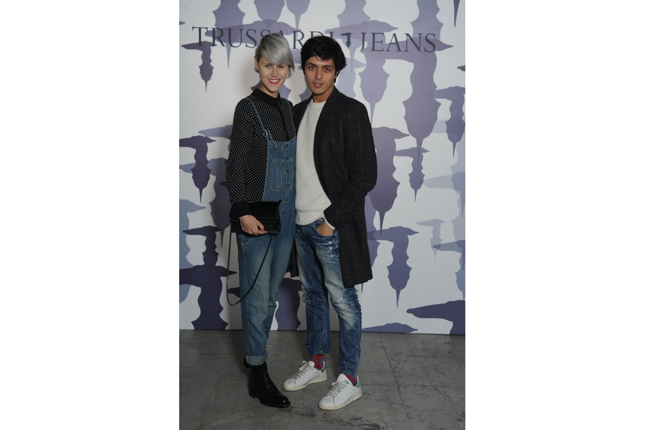 Linda Tol e Alessandro Enriquez