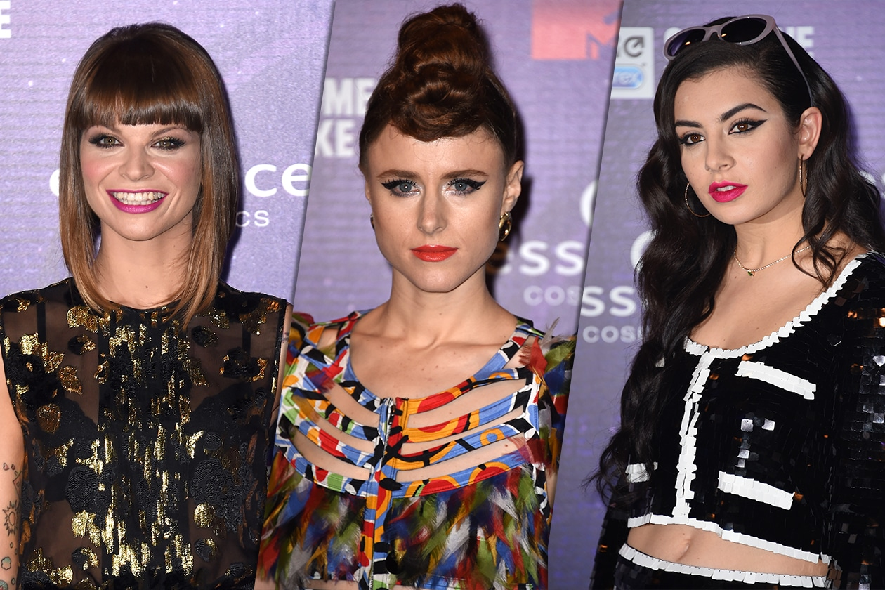 MTV EMA beauty look: le star sul red carpet