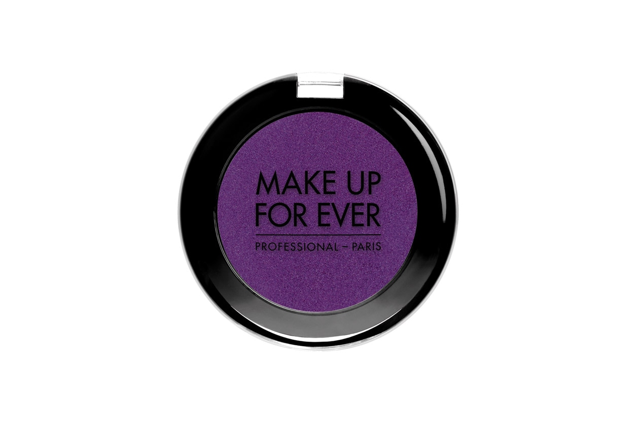 Make Up Forever Artist Shadow Mono S 924 VIOLET white background